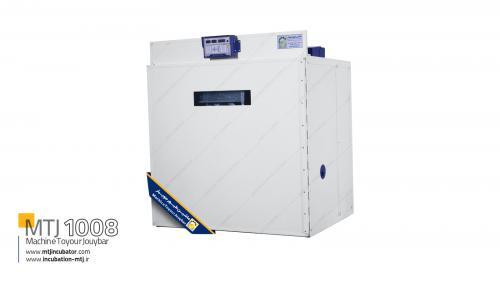 دستگاه جوجه کشی خانگی 1008 عددی مدل MTJ1008